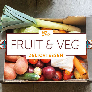 Fruit and Vegetables box with free delivery