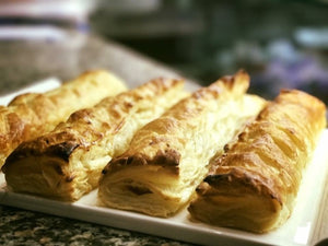 Pies, Pastries and Sausage Rolls