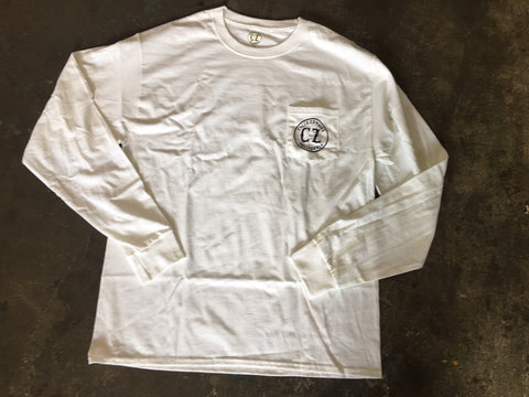California Long Sleeve Pocket Shirt