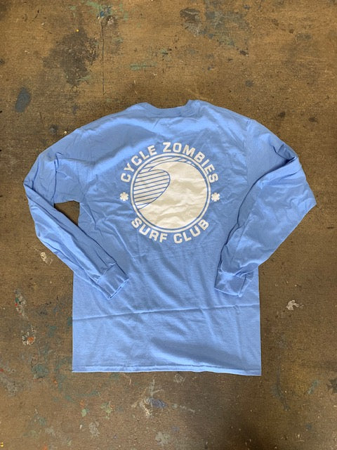 Surf Club Long Sleeve T Shirt