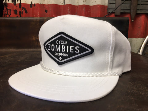 1a3cd543f9f14 Cycle Zombies   28.00 · DIY Classic Poplin Snapback Hat