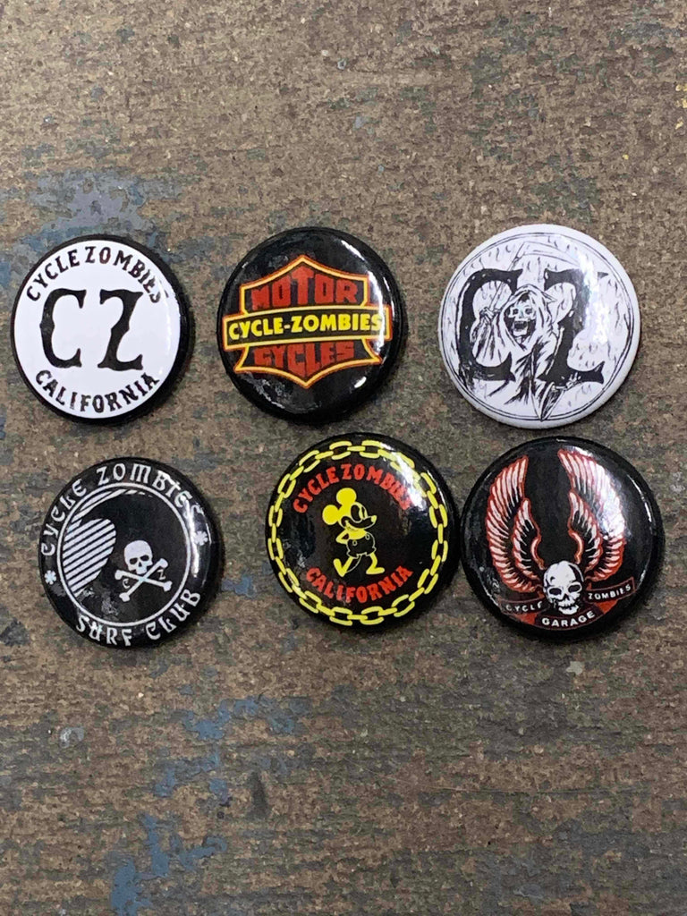 CZ Pin Pack