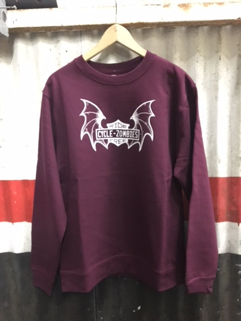 Ride Free Crew Sweatshirt