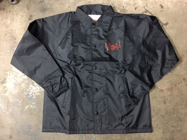 Ride Free Windbreaker Coaches Jacket