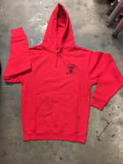 Repair Man Pullover Hooded Sweatshirt
