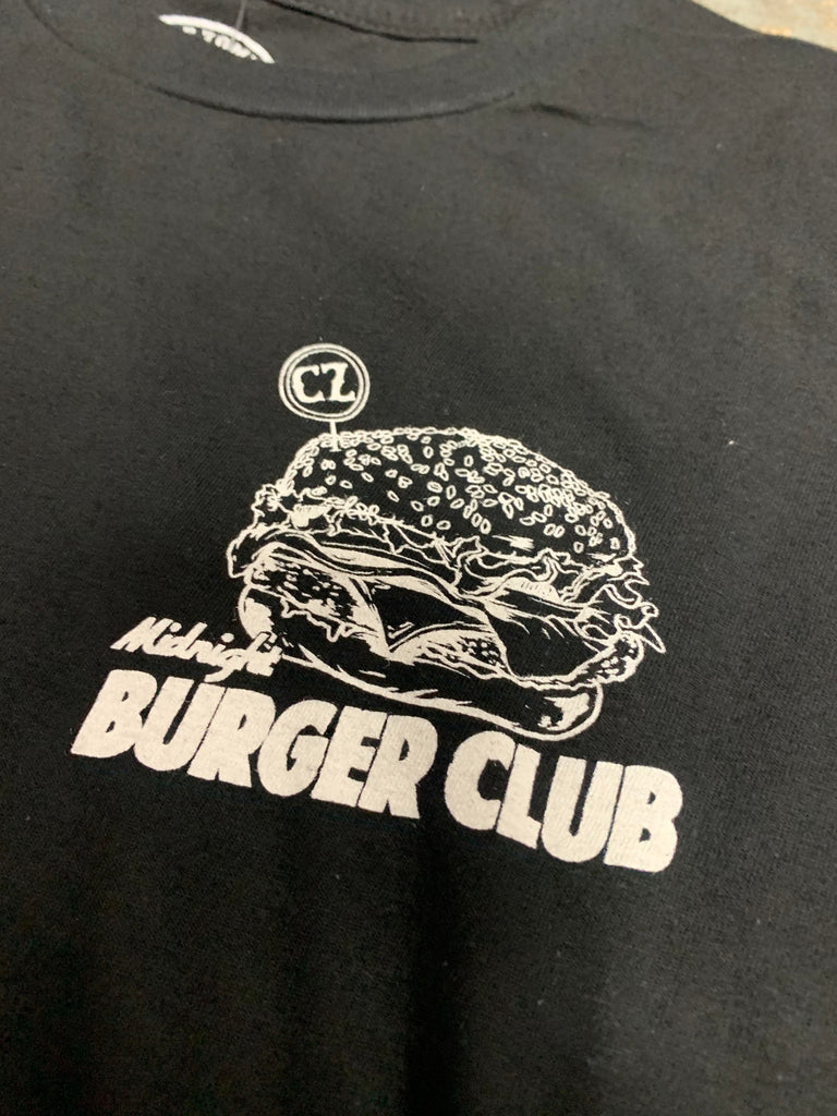 Midnight Burger Club T shirt