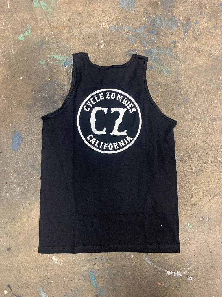 California 2 Tank Top