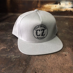 Garage Embro, Premium Twill 5 Panel snapback
