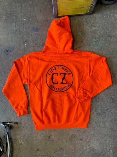 California 2 Pullover Hooded Sweatshirt