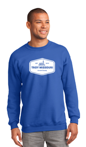 Troy Crewneck Sweatshirt