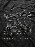 Load image into Gallery viewer, Mt Rainier T-shirt