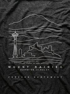 Mt Rainier T-shirt