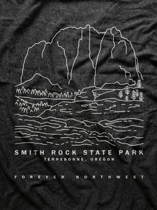 Smith Rock State Park T-shirt