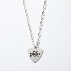 YOU MOTHER FLOWER PICK NECKLACE