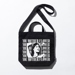 YOU MOTHER FLOWER 2WAY TOTE BAG