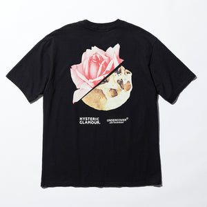 YOU MOTHER FLOWER TEE (BLACK)