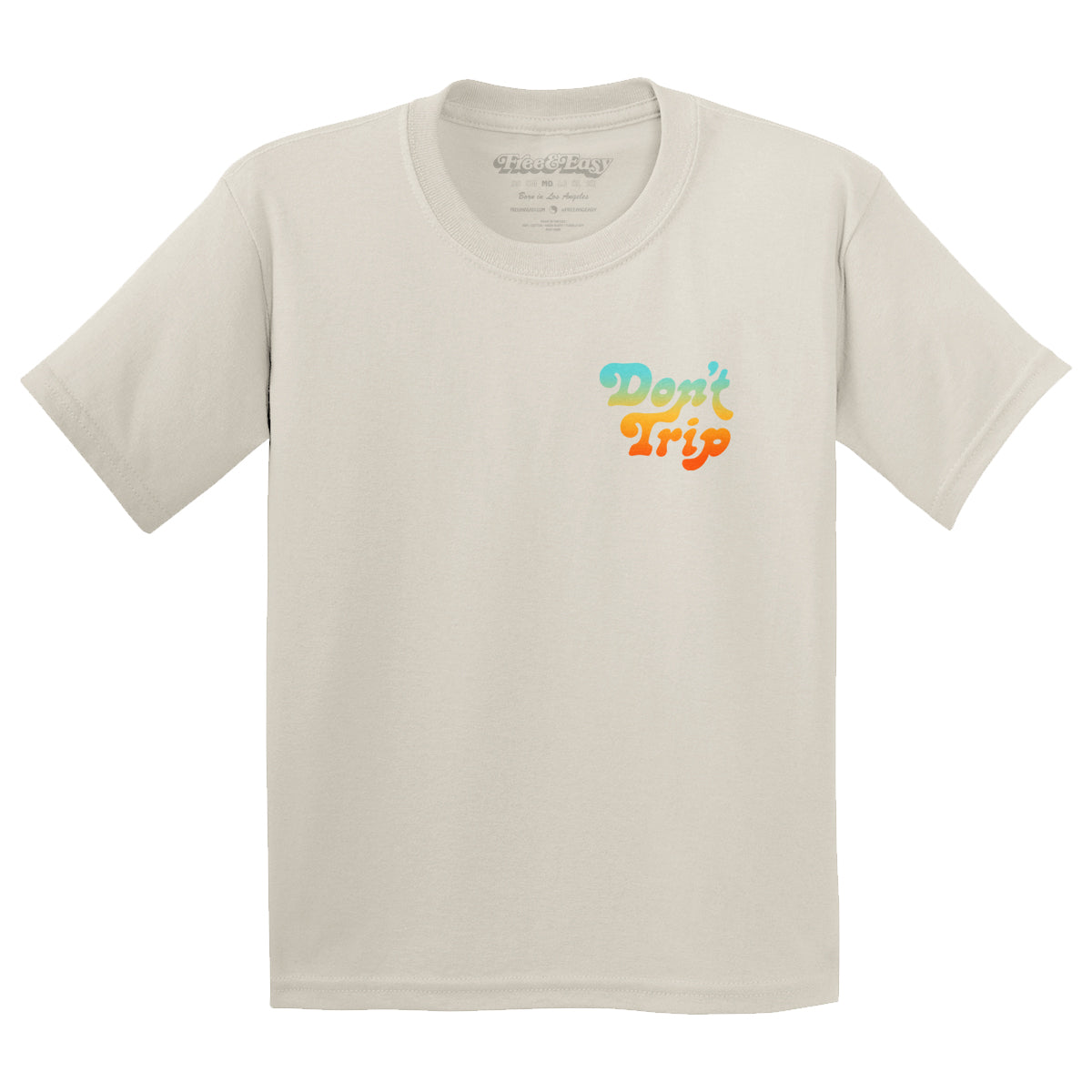 Stay Positive Kids SS Tee