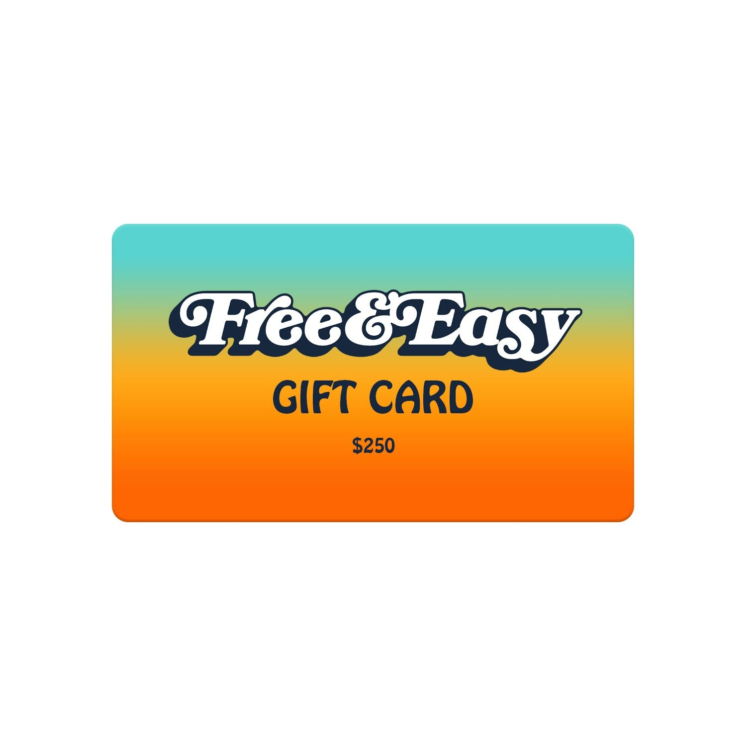 Gift Card - $250