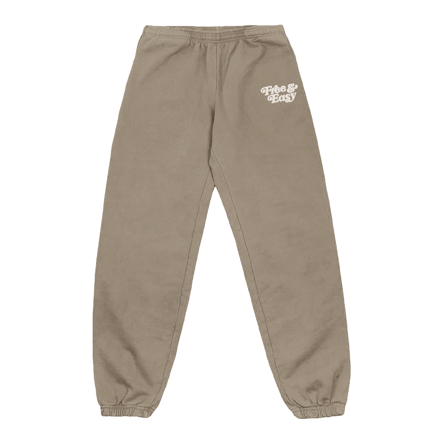 Free & Easy Heavy Fleece Sweatpants