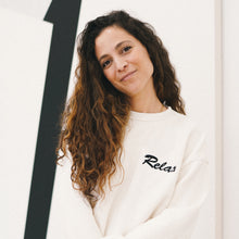 Load image into Gallery viewer, Relax Heavy Fleece Sweatshirt