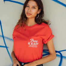 Load image into Gallery viewer, California Classic SS Pocket Tee