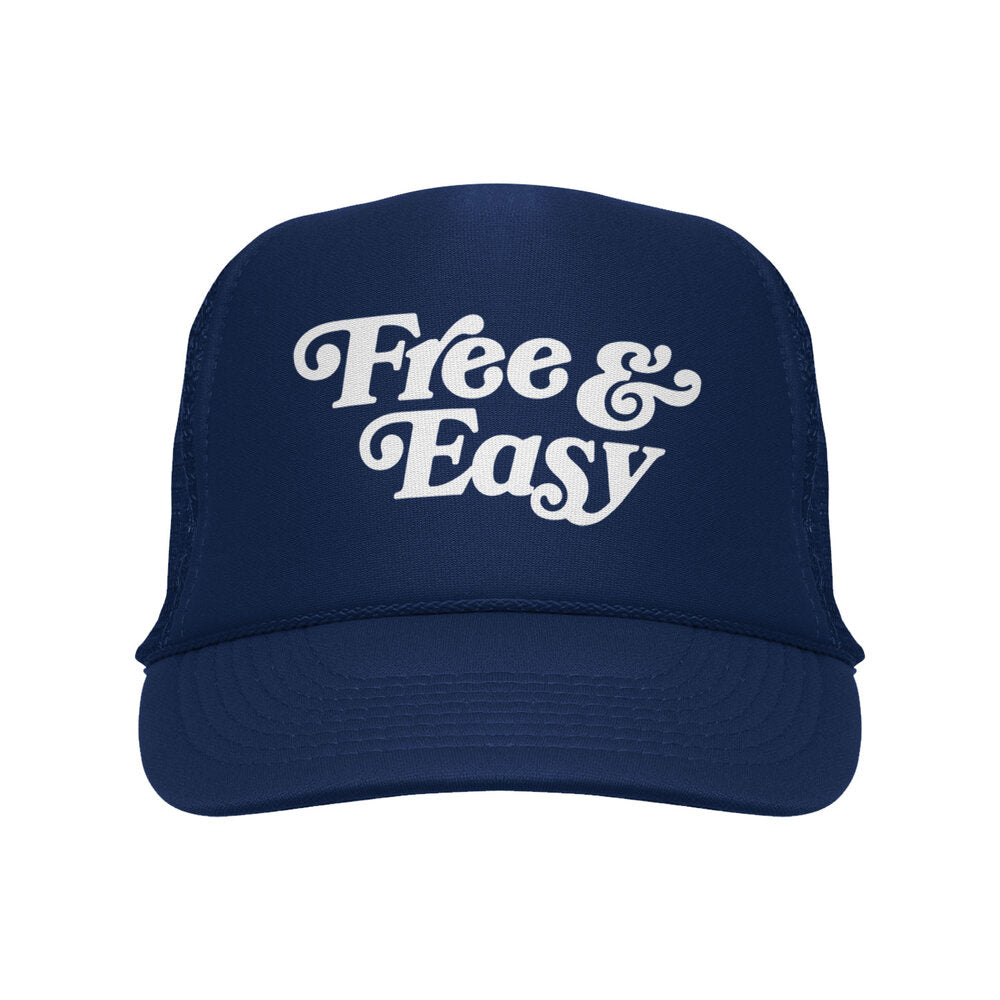 Free & Easy OG Trucker Hat