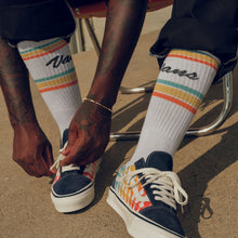 Load image into Gallery viewer, Vans x F&E Striped Socks