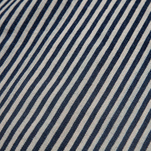 Load image into Gallery viewer, Indigo Striped Chore Coat