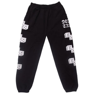 Dice Heavy Fleece Sweatpants
