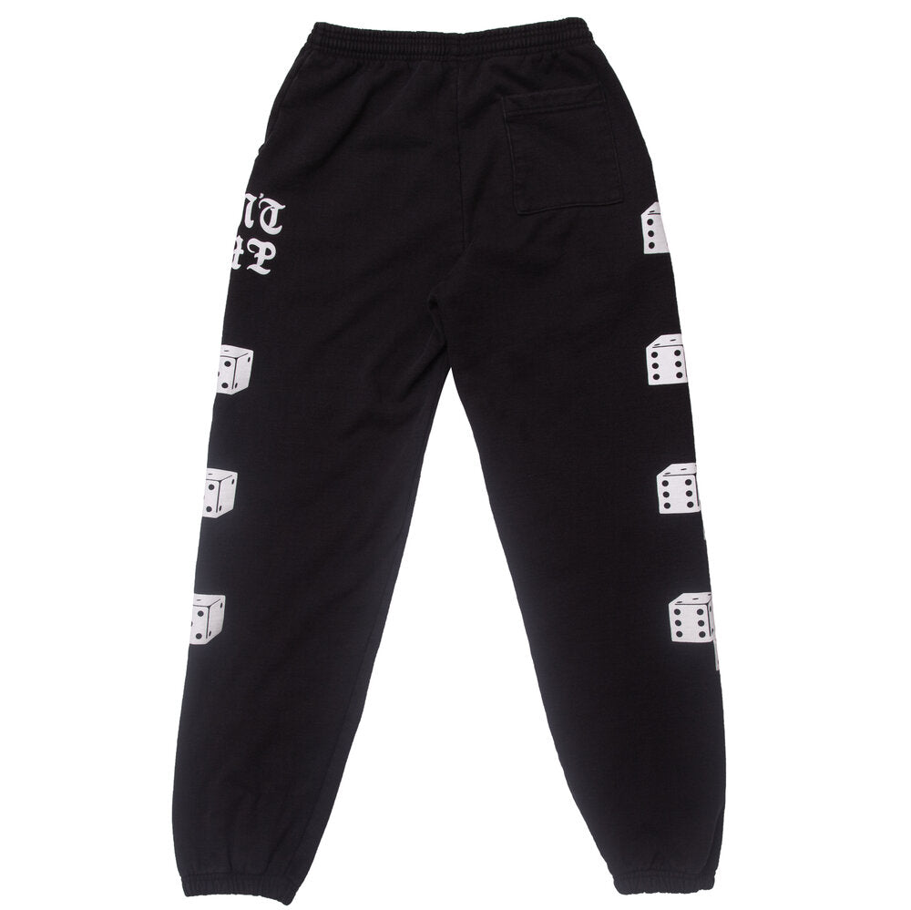 Dice Heavy Fleece Pants