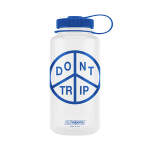 Peace 32oz Wide Mouth Nalgene