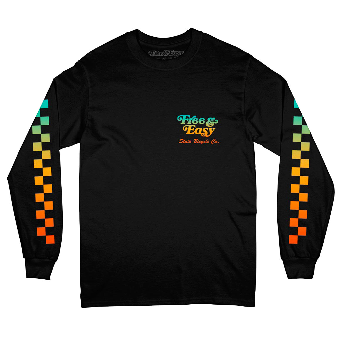 State Bicycle Co. x F&E LS Tee