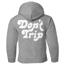 Load image into Gallery viewer, Don't Trip Kids Hoodie