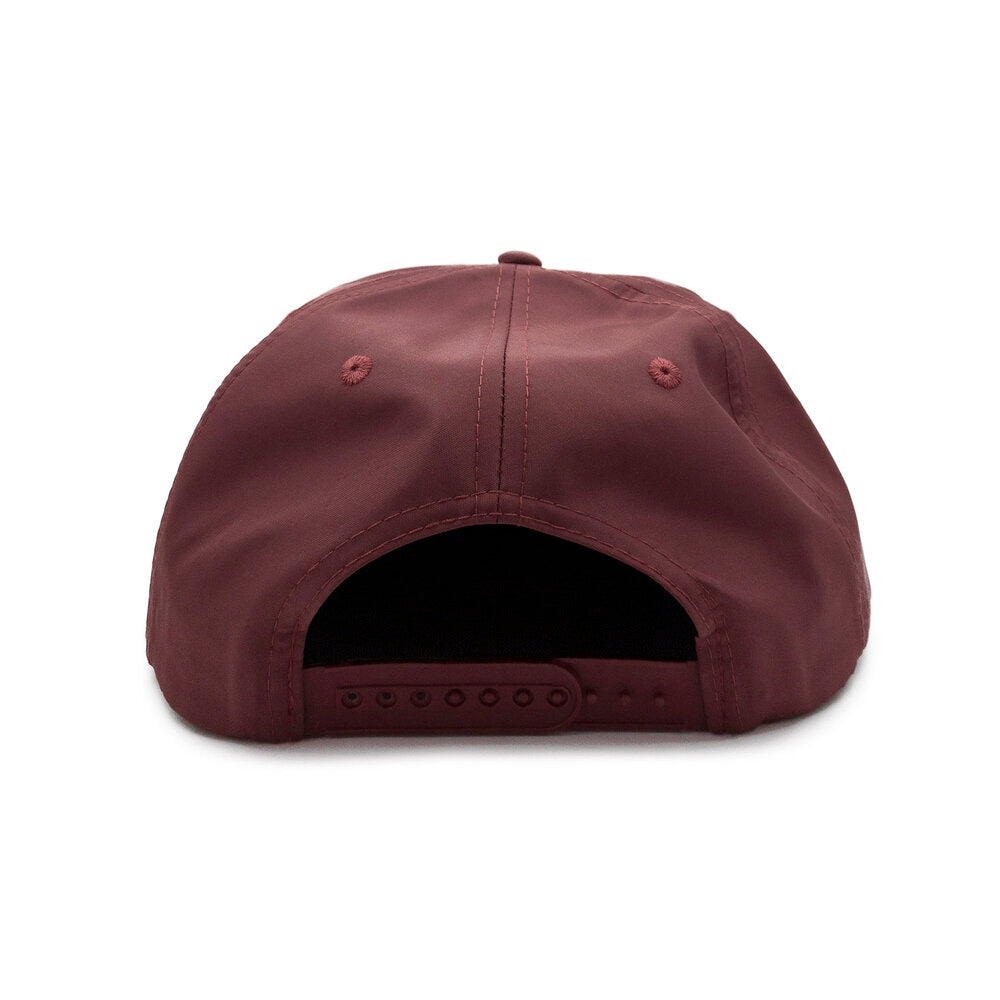 Don't Trip Waterproof Snapback Hat