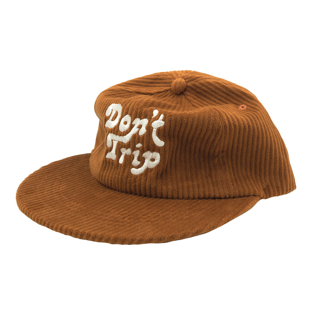 Don't Trip Fat Corduroy Hat