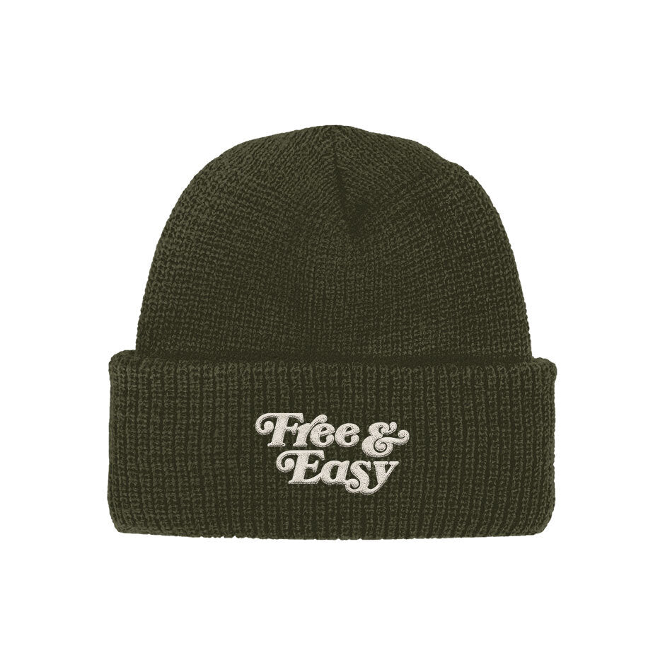 Free & Easy Watch Cap