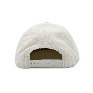 Relax Fat Corduroy Snapback Hat