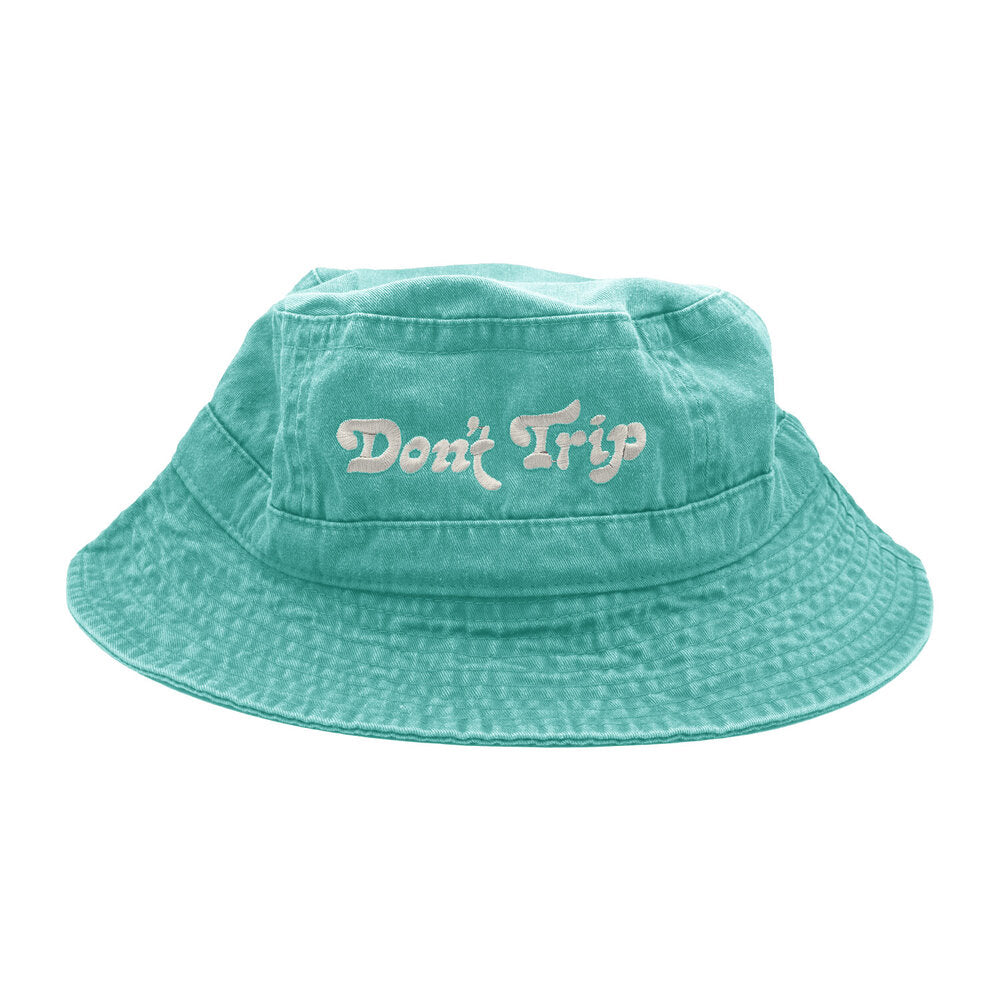 Don't Trip Sun Faded Bucket Hat