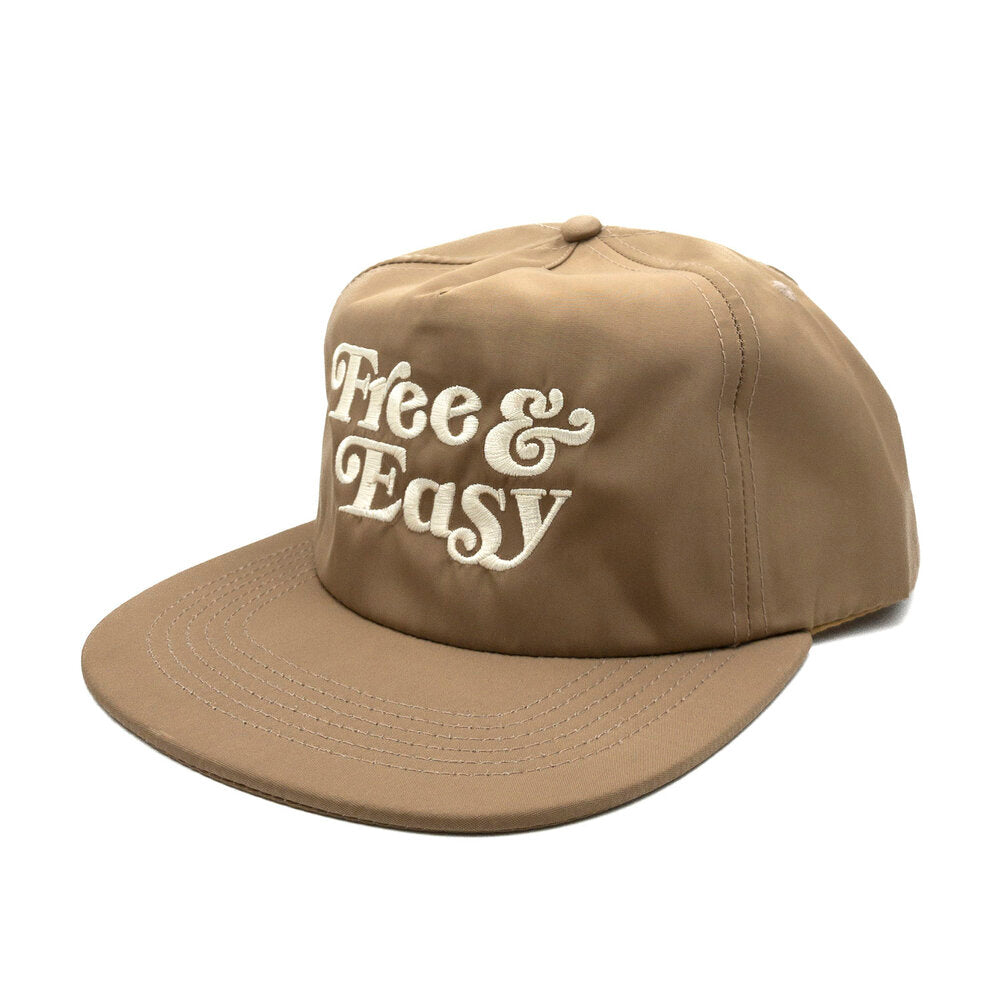 Free & Easy Waterproof Snapback Hat