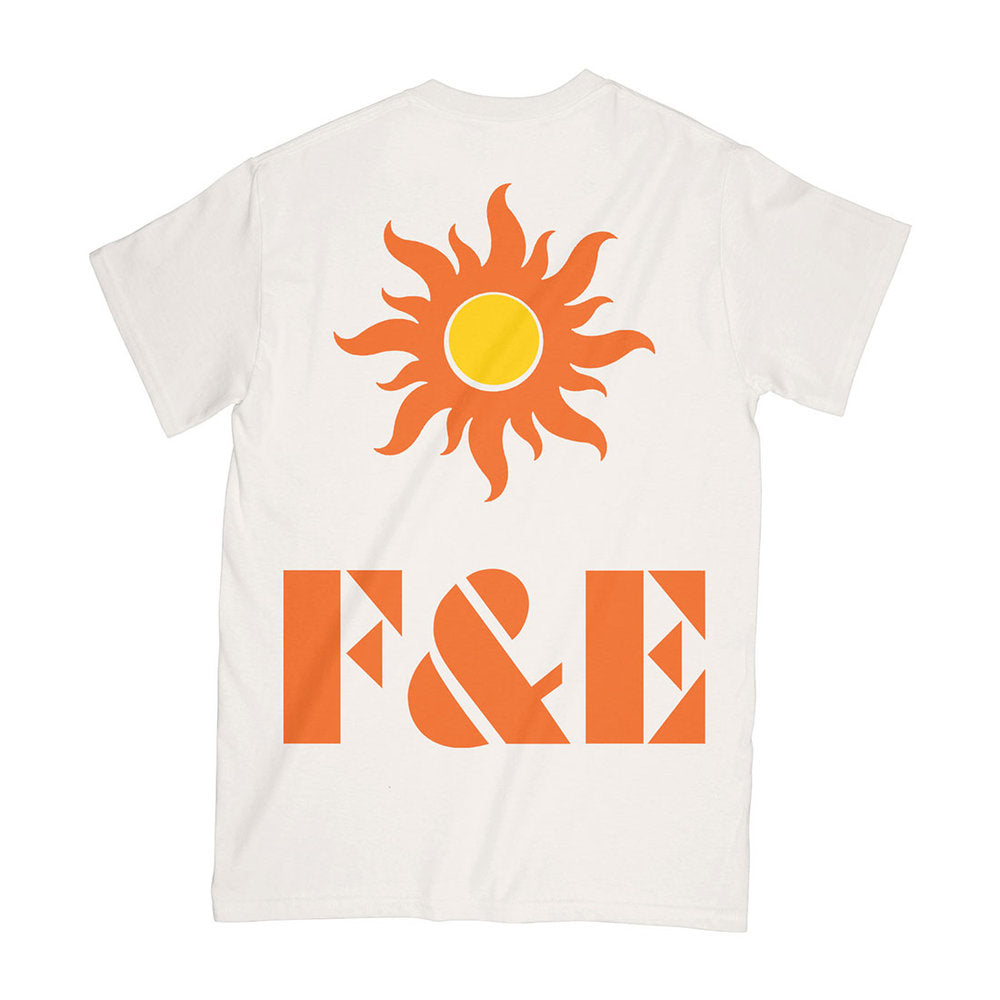 Blazing Sun SS Pocket Tee