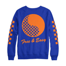 Load image into Gallery viewer, Checkered Yin Yang Sweatshirt