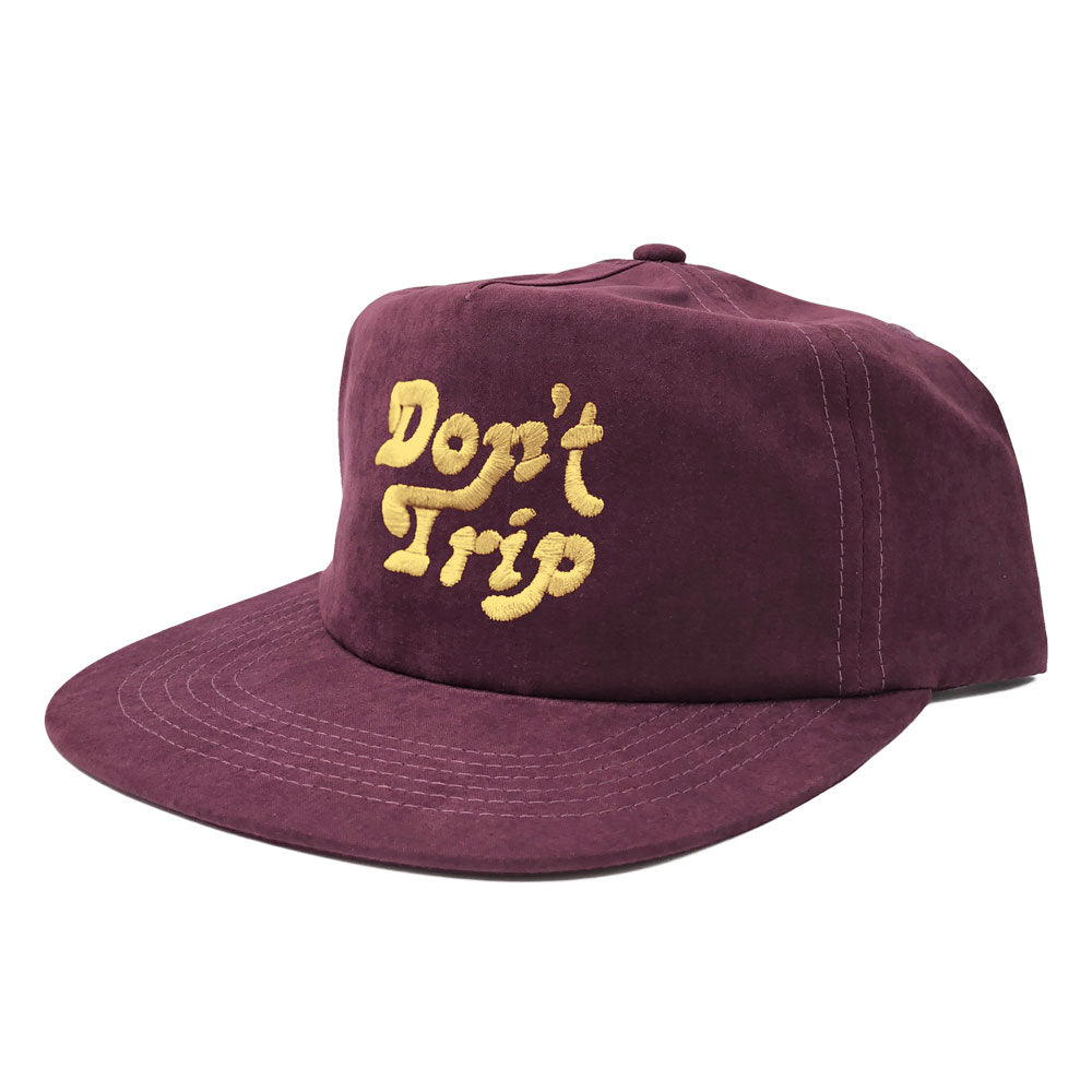 Don't Trip Peach Fuzz Snapback Hat