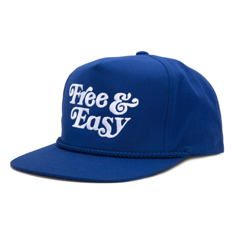 Free & Easy Classic Snapback Hat