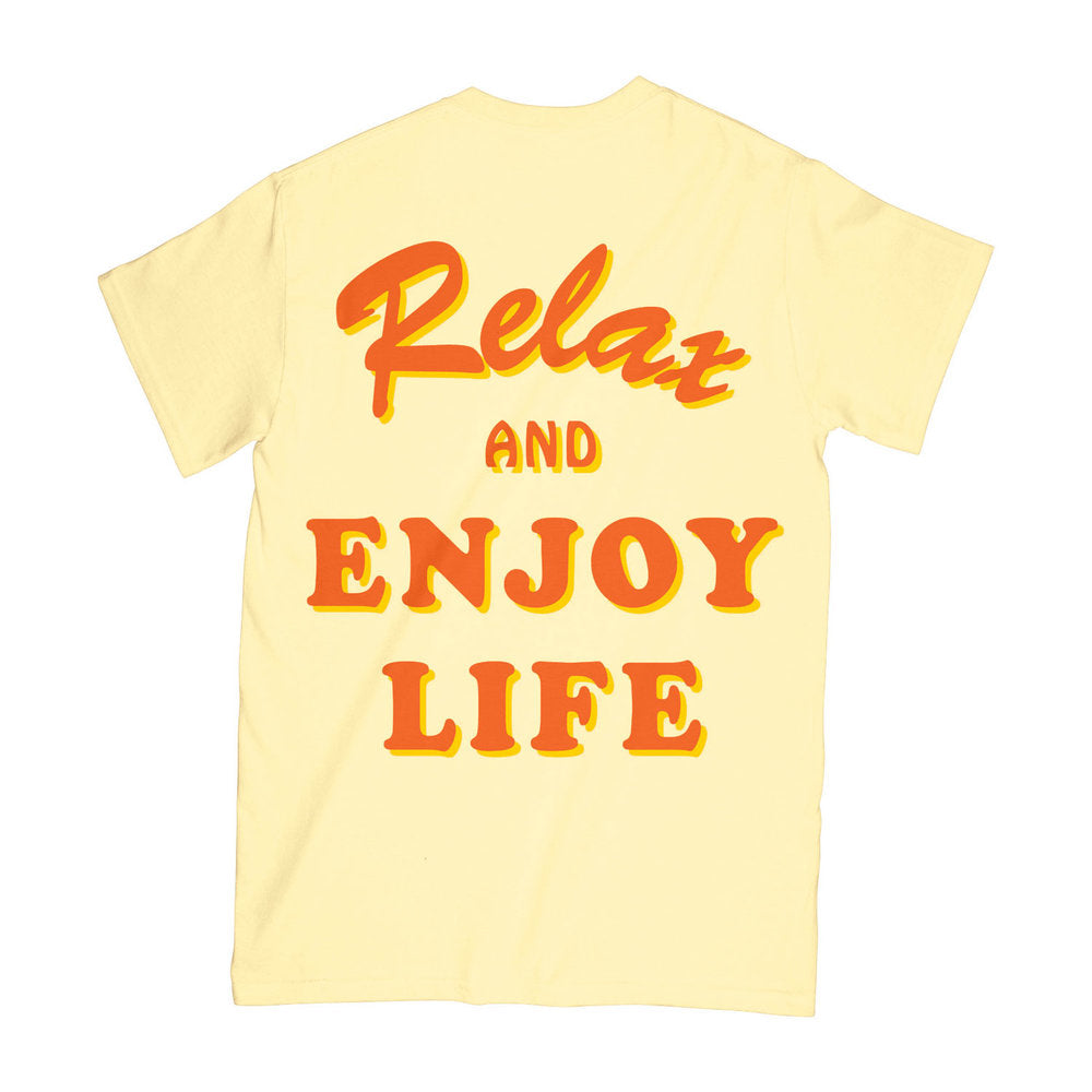 Relax SS Tee