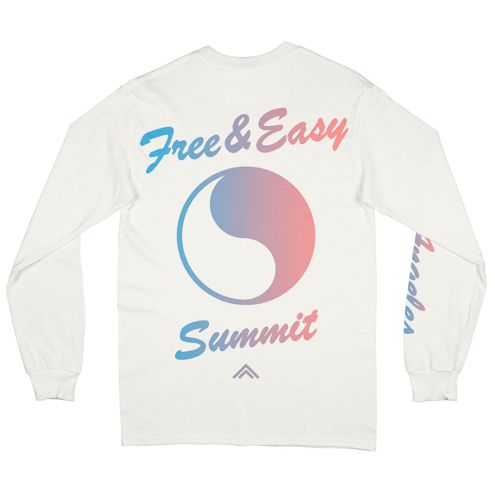 Summit x Free & Easy LS Tee