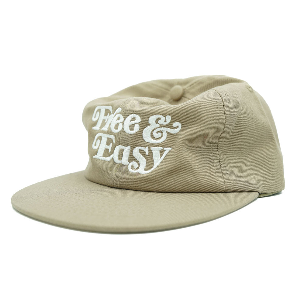 Free & Easy Unstructured Hat