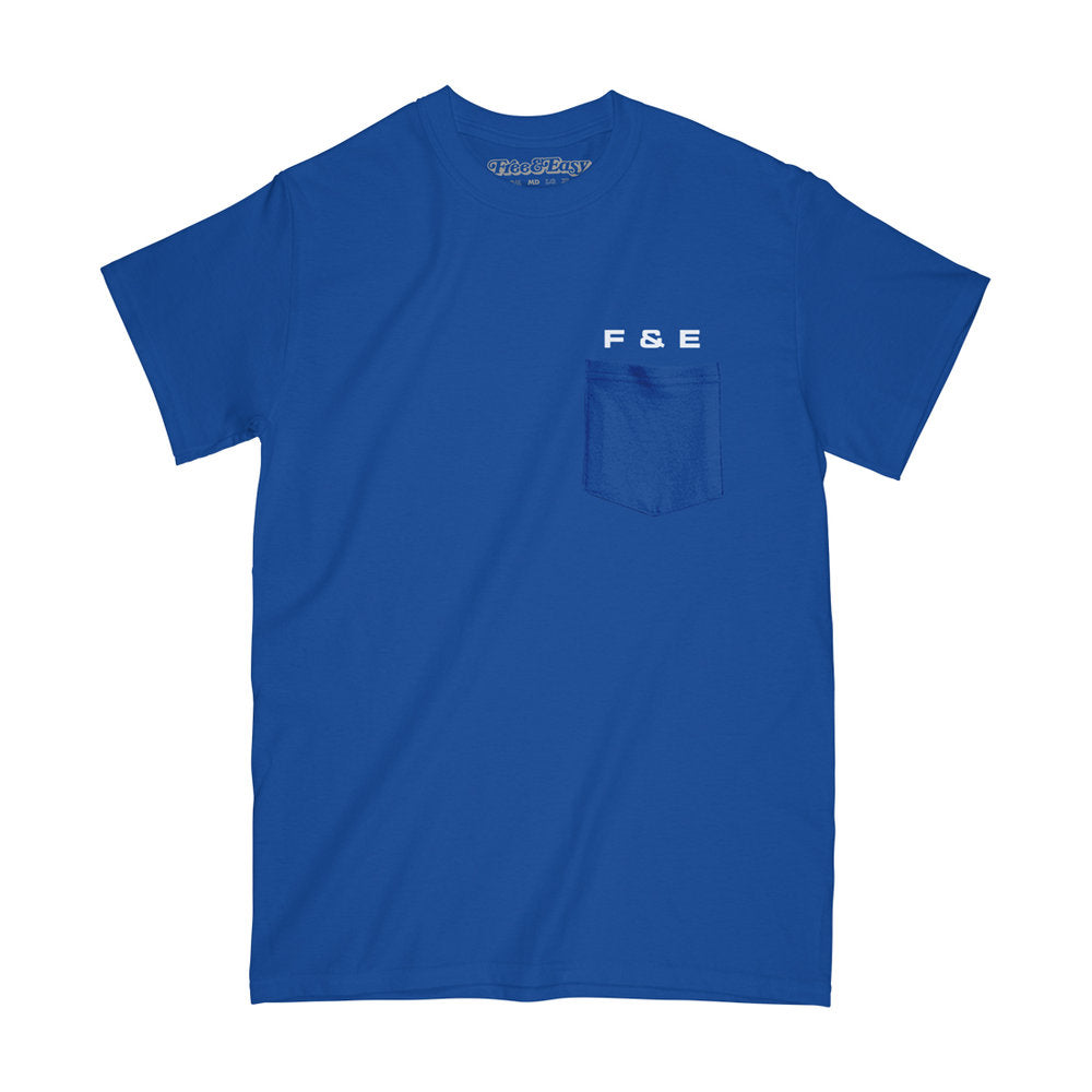 Waves SS Pocket Tee