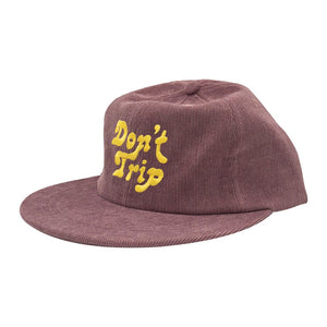 Don't Trip Thin Cord Hat