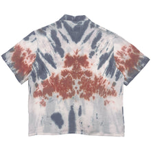 Load image into Gallery viewer, F&E x Tony Shirtmakers Tie Dye Camp Shirt