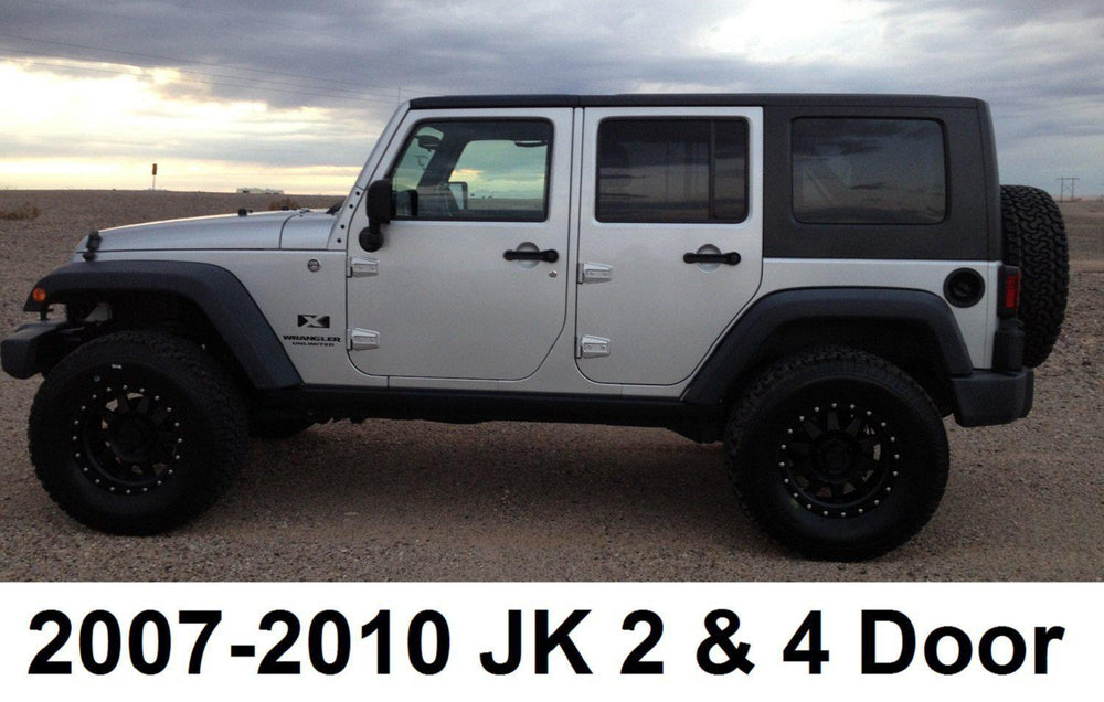 2007-2010 Jeep Wrangler JK Headliner-Jeep Accessories-Hothead Headliners